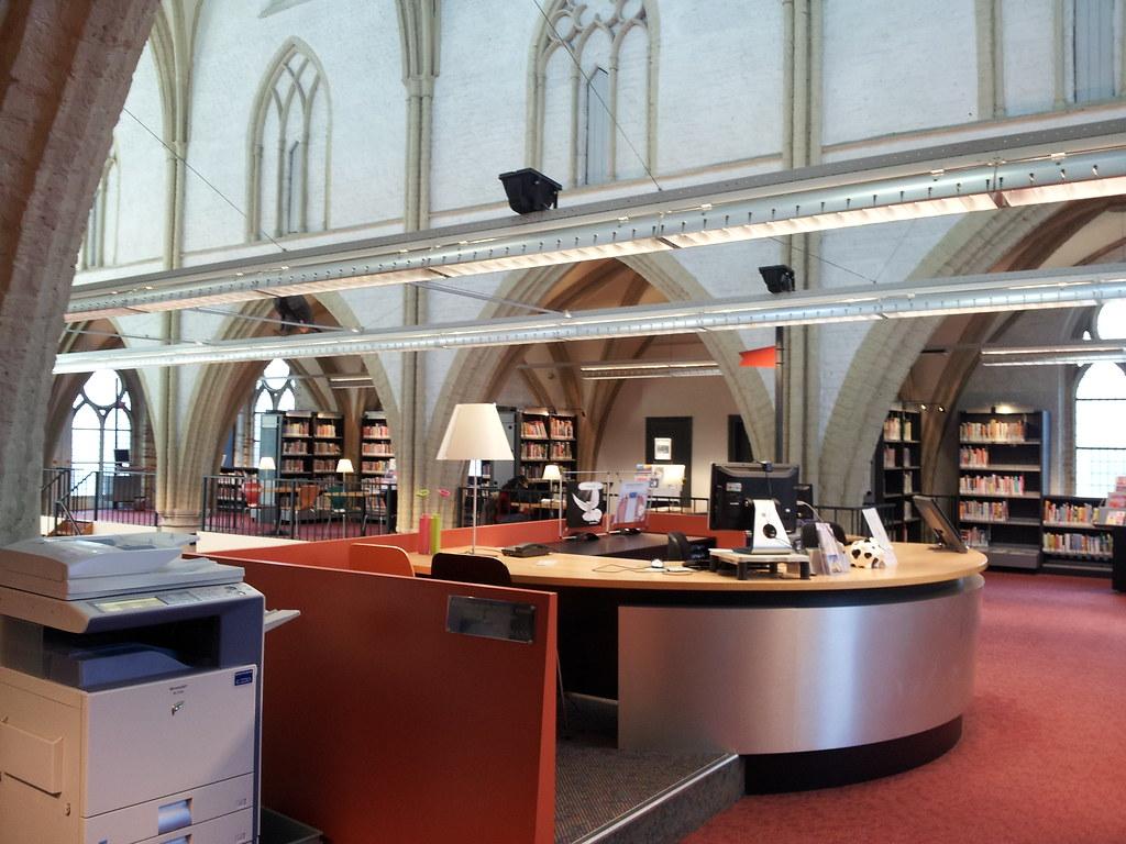 Bibliotheek - Zutphen {december 2012}