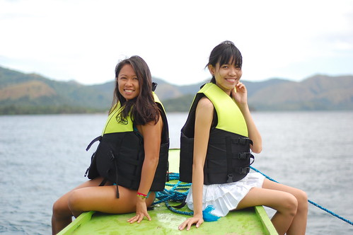 Sole Sisters in Coron