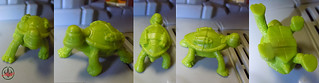 Nickelodeon  TEENAGE MUTANT NINJA TURTLES :: MUTAGEN OOZE xxii  / BONUS MINI TURTLE MIKE (( 2013 ))