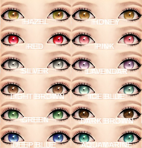 .tsg. Vibrant Eyes by ⓢⓤⓖⓐⓡⓟⓛⓤⓜ™