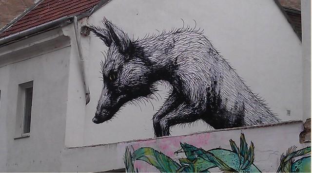 Graffiti_Wolf