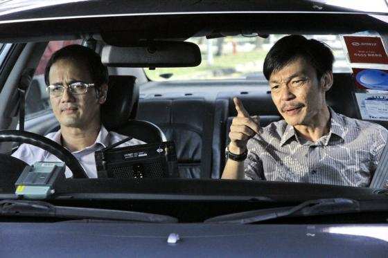 Taxi Taxi first official Singapore entry at inaugural Asean International Film Festival and Awards