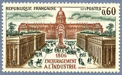 Encouragementà l'industrie 1806