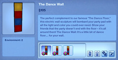 The Dance Wall