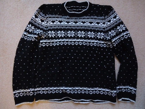 fairisle jumper knit2
