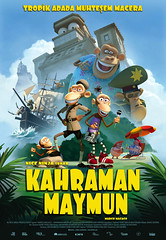 Kahraman Maymun - Marco Macaco (2013)