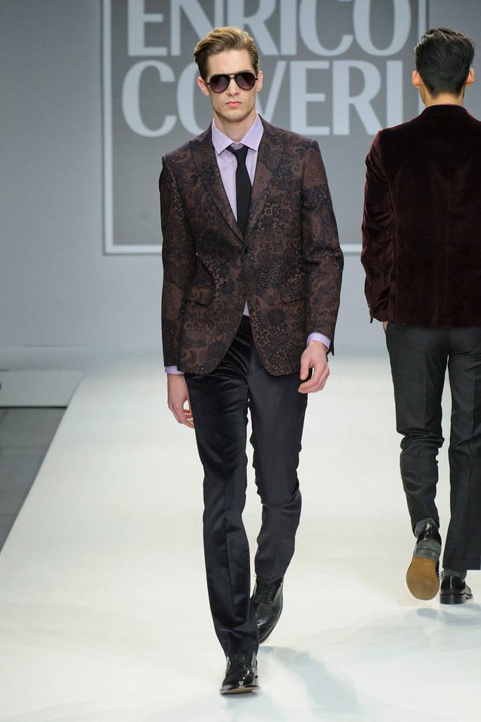 FW13 Milan Enrico Coveri019_Greg Nawrat(fashionising.com)
