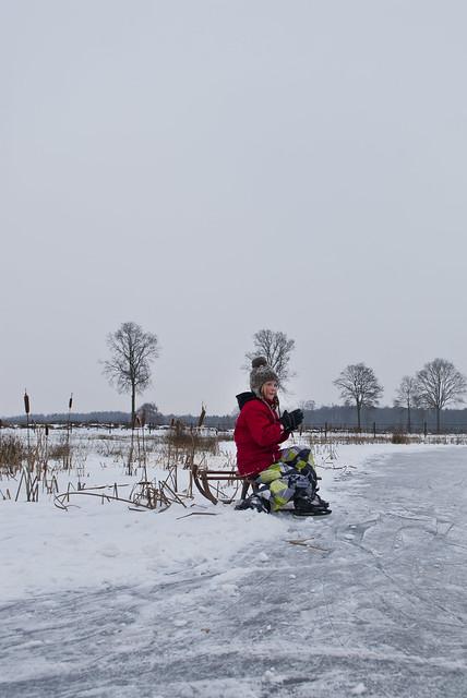 20130126 Schaatsen in Kotten