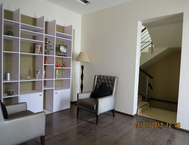 Family Room - 3 BHK Bungalows at Green City Handewadi Road Hadapsar Pune 411028