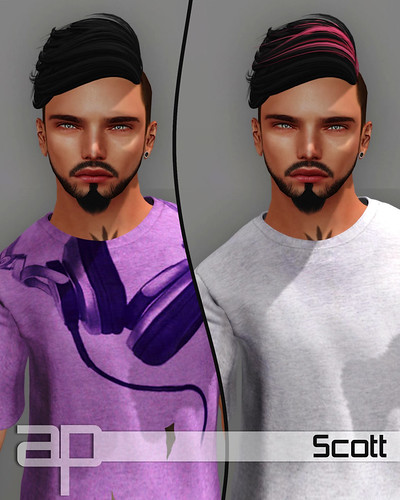 [Atro Patena] - Scott / fi*Friday [1/2/13] by MechuL Actor