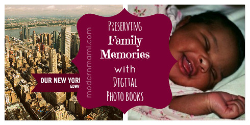 Preserving Family Memories with Digital Photo Books