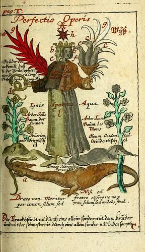 030-Joh. Michaelis Faustij ... Compendium alchymist….1706-Johann Michael Faust