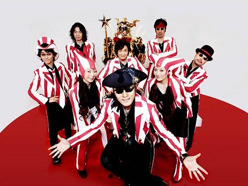  Sony Music Online Japan  : 米米CLUB「いいとも」にメンバー揃って出演 - 無料写真検索fotoq