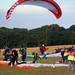 Paramotoring at Popham