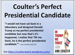 Coulter's Perfect Presidential Candidate
