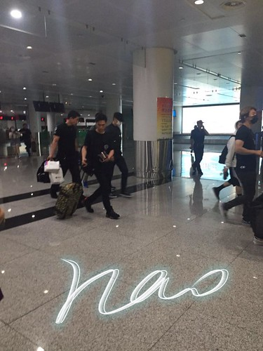 Big Bang - Dalian Airport - 26jun2015 - Nao - 01