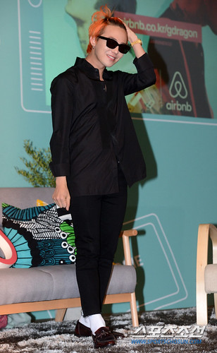 G-Dragon - Airbnb x G-Dragon - 20aug2015 - Sports Chosun - 02