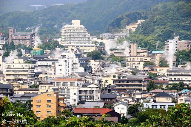 九州-湯けむり展望台13