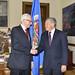 Secretary General Meets B'nai B'rith International director of Latin American affairs Eduardo Kohn