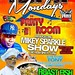 FLAVA MONDAYS JUST GOT BETTER WITH ROAST FISH AND FESTIVAL. MIKEY SPARKLE AND TONY THE CHEF SERVING UP FOOD AND MUSIC WHAT A TEAM SO COME OUT ON MONDAYS STARTING LABOR DAY SEPTEMBER 5TH AND EVERY MONDAYS MOVING FORWARD THE PARTY ROOM IS WHERE WE GOING TO