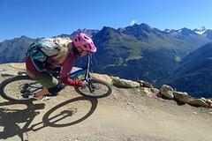 Bike SNOW tour: Sölden - jeden z nejzábavnějších singltrailů v Rakousku