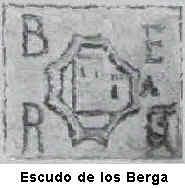 Escudo de Los Berga.