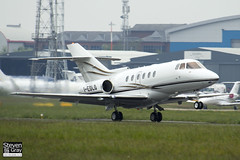 I-EDLO - HB-0067 - Private - Hawker Beechcraft 750 - Luton - 120518 - Steven Gray - IMG_1847