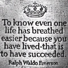 Succeeding -