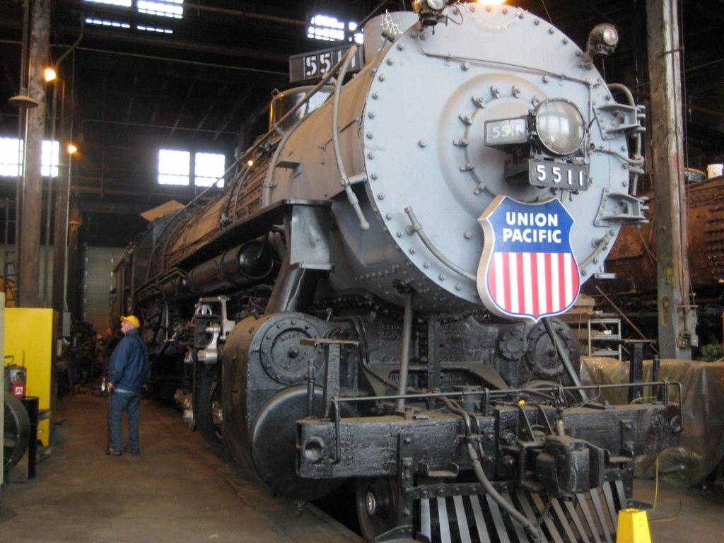 Big Boy Rumor | O Gauge Railroading On Line Forum