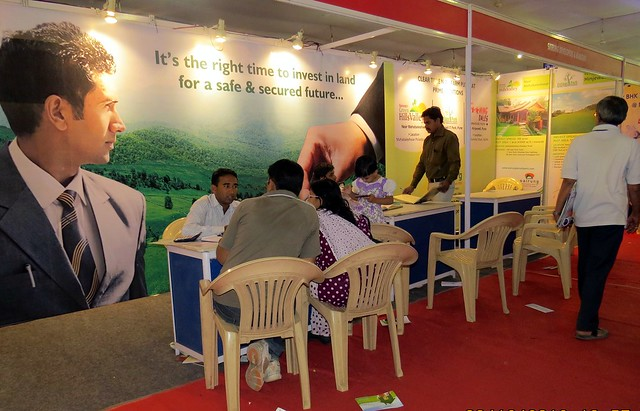 Pune Property Exhibition - Sakal Vastu - Property Expo - December 2012 - 23