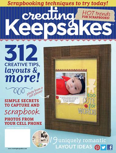 8261519901 74d9acf063 Insider's Look: Creating Keepsakes January/February 2013