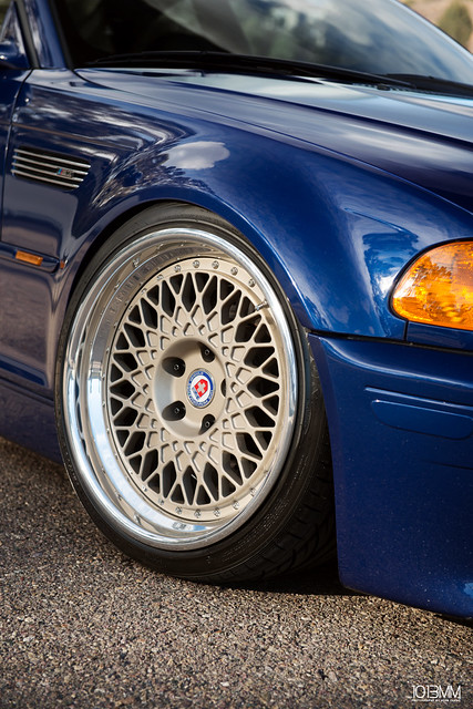 HRE Wheels BMW E46 M3