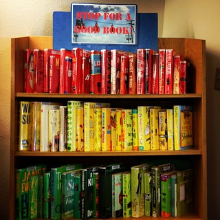 Book Displays at MPL