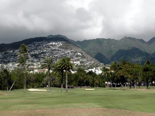 Ala Wai Golf Course 062b
