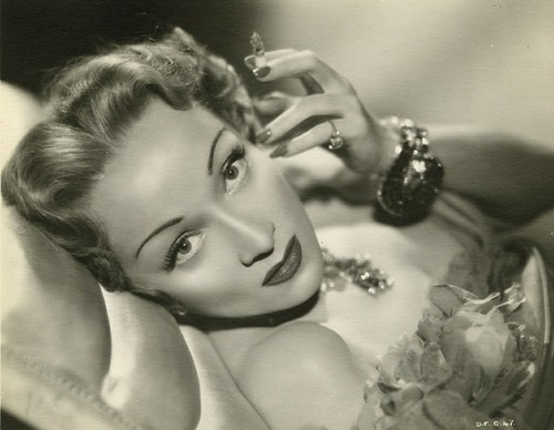 Marlene Dietrich by shanghai Іily
