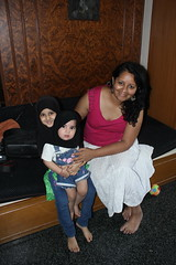 My Grandkids At Home With Bhavana by firoze shakir photographerno1