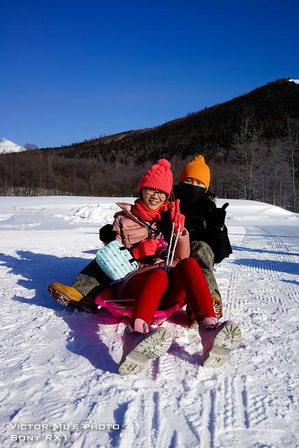 北海道 星野度假村 一起玩雪盆