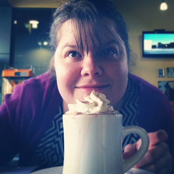 hot chocolate! @mskeim #fgchicago2012