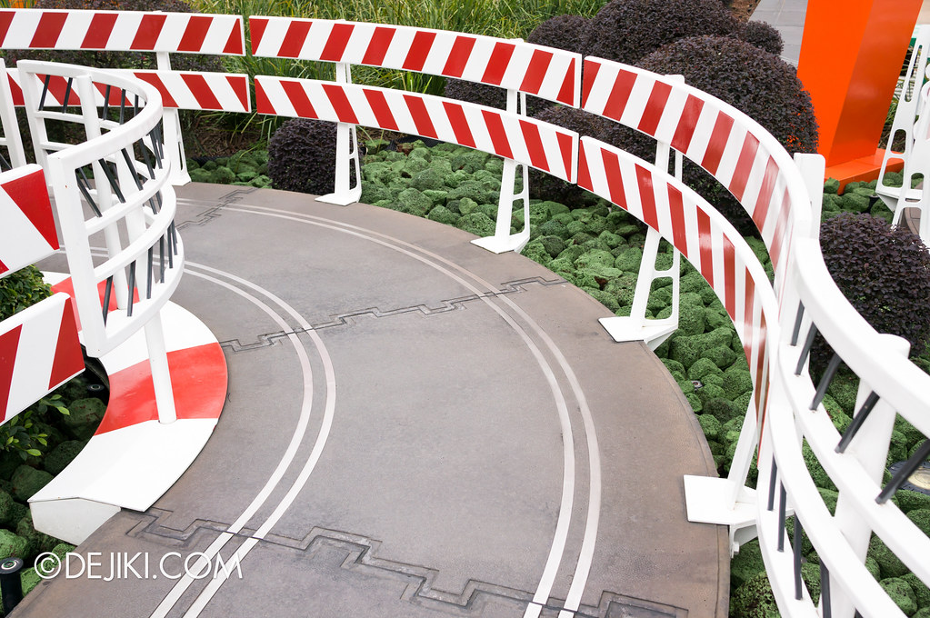 RC Racer - track path