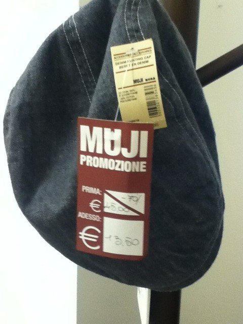 MUJI in Milan