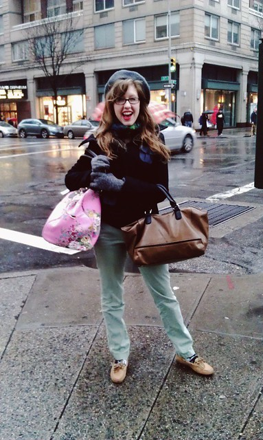 Beret NYC Rain