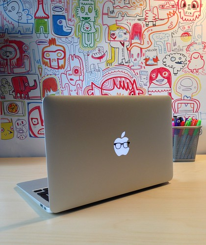 Nerdy MacBook Air