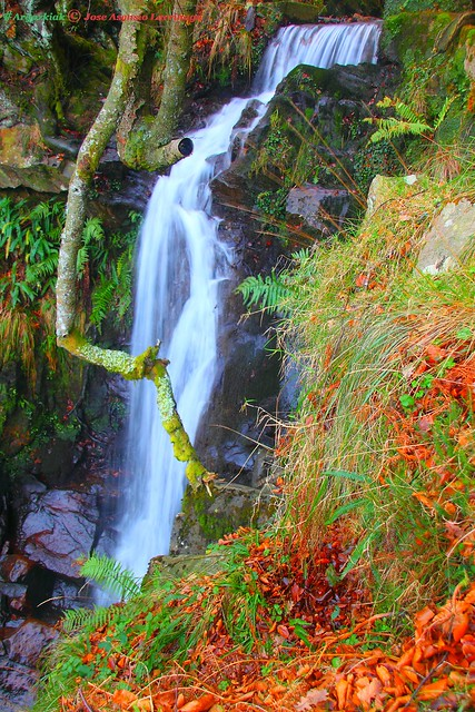 Cascada . Efecto Seda #Photography #Foto #Flickr 35
