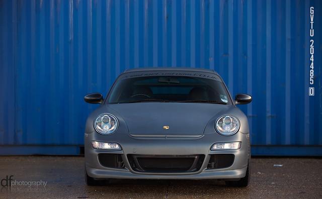 Porsche 911 - Teaser