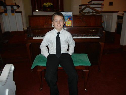 Dec 16 2012 Clark's Piano Recital