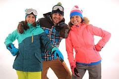 Jak se obléci a nezmrznout, ale zároveň být KOČKA STYLOVÁ i na svahu?