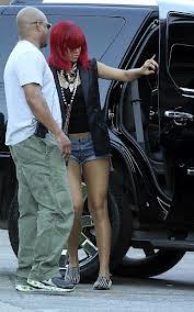 Rihanna Studded Loafers Celebrity Style Women's Fashion