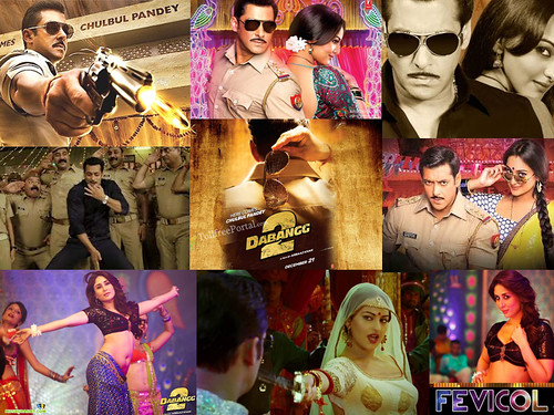 Dabangg 2 movie review starring Salman Khan, Sonakshi Sinha, Prakash Raj