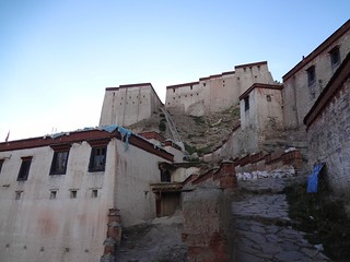 Fortaleza de Gyantse Tibete