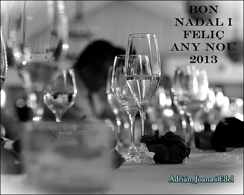 Bon Nadal / Feliz Navidad by ADRIANGV2009